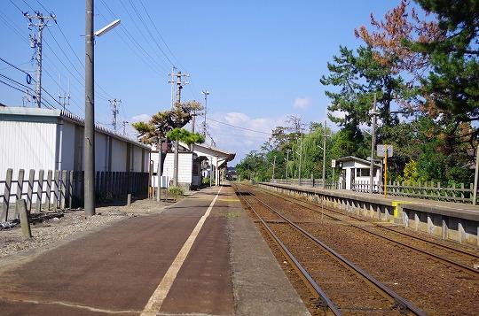 雨晴駅 4