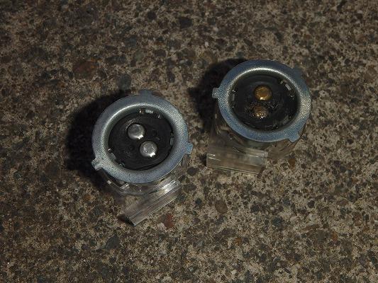ヘッドライトソケット交換 7