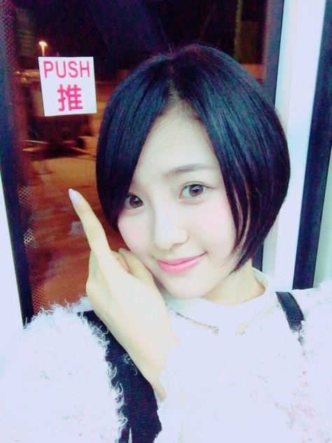 150116HKT48-AKB48兒玉遥(はるっぴ)-1