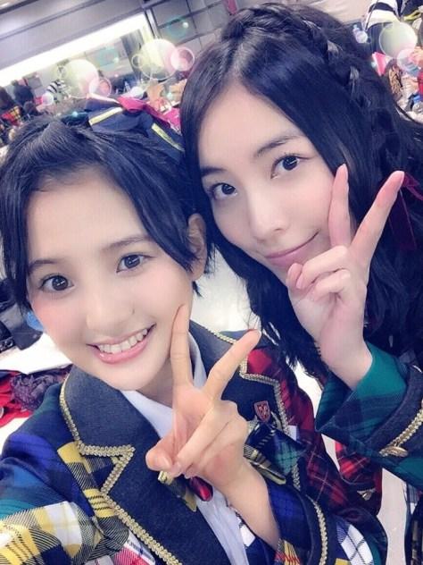 141228HKT48-AKB48兒玉遥(はるっぴ)-1松井珠理奈