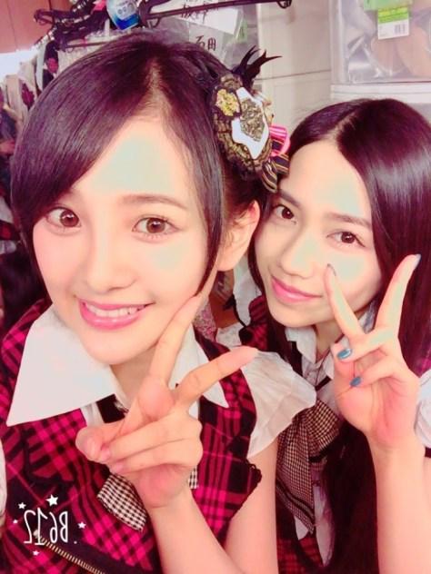 141218HKT48-AKB48兒玉遥(はるっぴ)-1田野優花