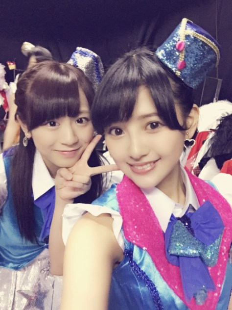 141013HKT48-AKB48兒玉遥(はるっぴ)坂口理子