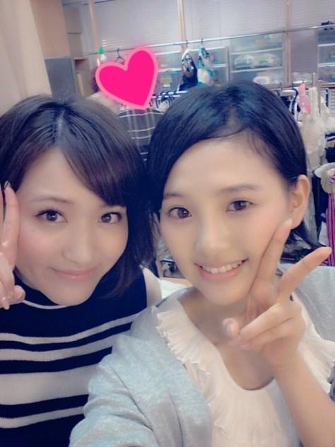 140729HKT48-AKB48兒玉遥(はるっぴ)内田眞由美