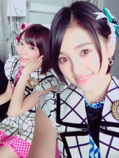 150319HKT48-AKB48兒玉遥(はるっぴ)-1 宮脇咲良