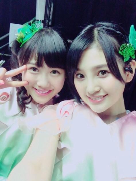 150327HKT48-AKB48兒玉遥(はるっぴ)-1 西野美姫