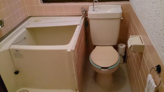 湯本楼 部屋風呂