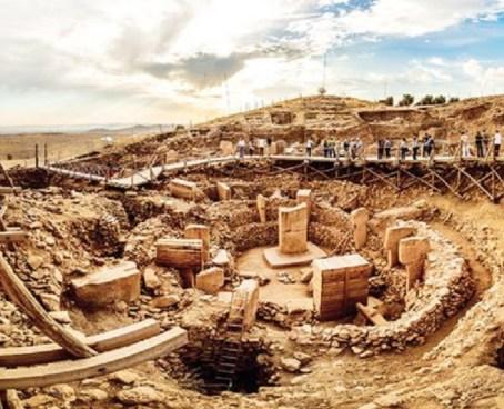 「ギョベクリ・テペ遺跡」の画像検索結果