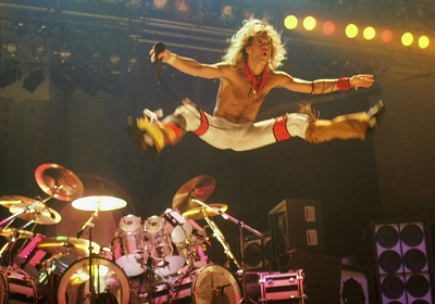 Image result for van halen panama