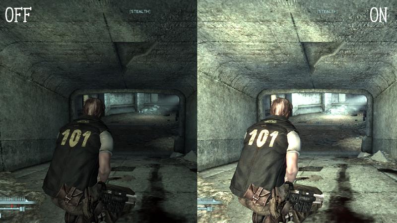 TES4-輝輪酸紀行 【Fallout3】自作MOD供養【MOD配布】