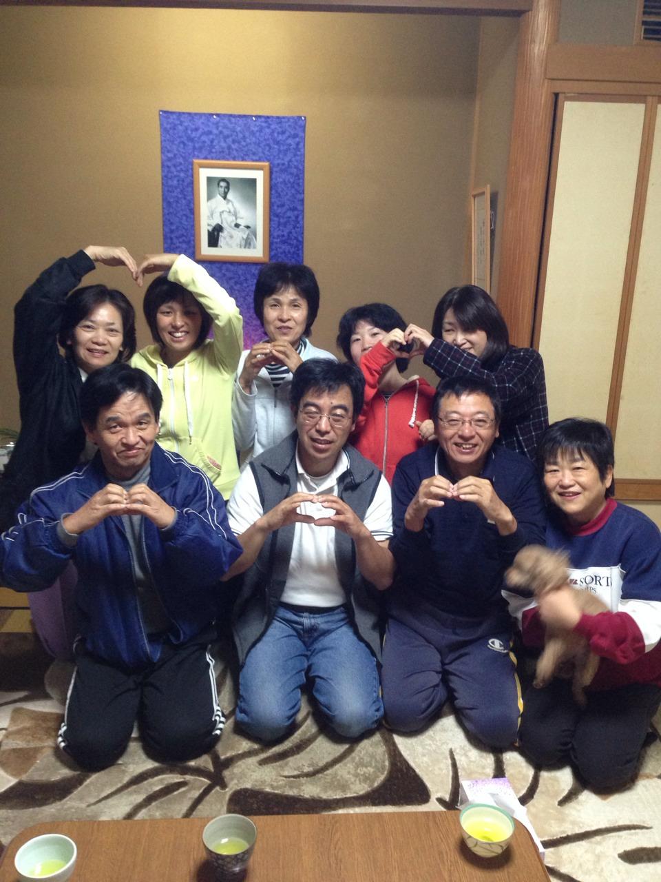 道津さん(KEN) ようこそ,安永教會へ!! - サンクチュアリ教會 熊本・安永家庭教會