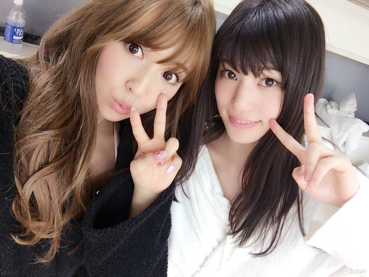 高橋しょう子と三上悠亜の共演キタ―――(゚∀゚)――― !! AV ...