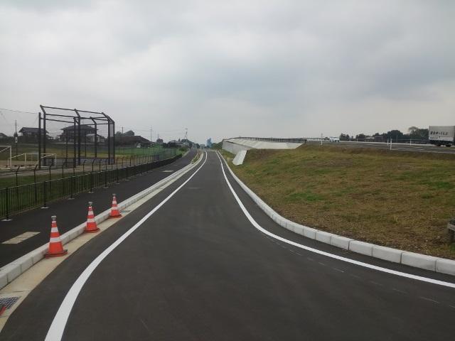 桶川ブログ☆彡 4車線化され、新たな區間の開通も近づいている上尾道路