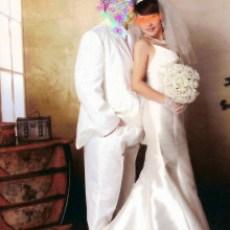 また1組、国際結婚カップルの誕生です♪