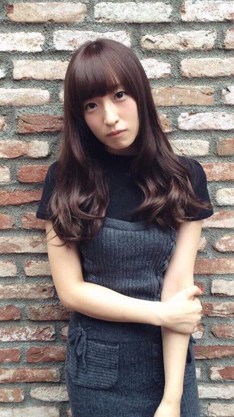 AKB48攜帯待受けチャンプ 梅田彩佳