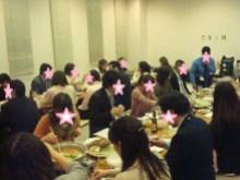 日本仲人協会鳥取支部-カニづくしの夕食