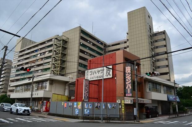 京都駅から歩いてすぐ 崇仁地區を歩く - 街ある記食べある記