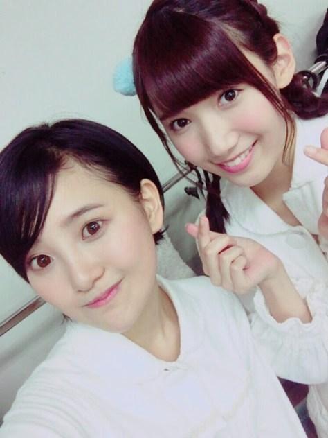 160520HKT48田中菜津美HKT48-AKB48兒玉遥(はるっぴ)