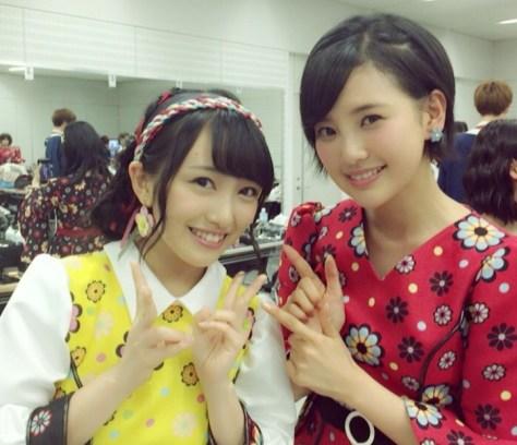 160527HKT48-AKB48兒玉遥(はるっぴ)
