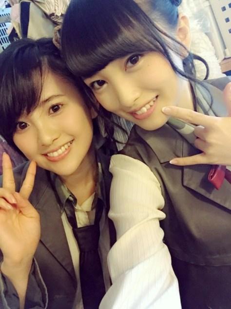 160611AKB48向井地美音withHKT48-AKB48兒玉遥(はるっぴ)