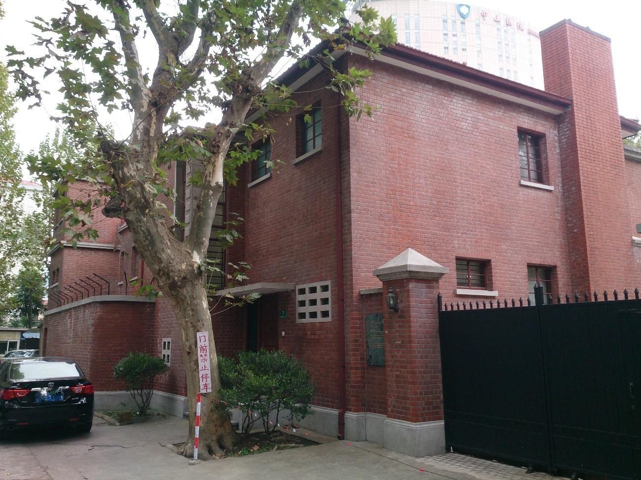 歴史建築物(10)舊劉鴻生住居 - 歴史建築物