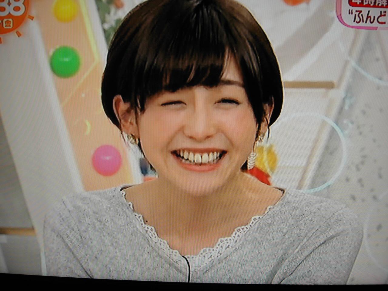 宮司愛海さん - 概観崩壊!