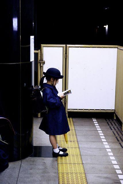 「子供 電車通学」の画像検索結果