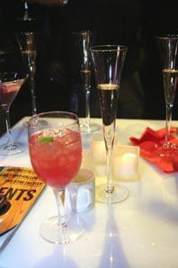 池城美菜子的紐育日記~Minako Ikeshiro' s NY Journal-drinks