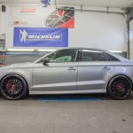 Behind The Scenes Installation Of Height Adjustable Kw Springs In The Audi Rs3 Kw Automotive Blog