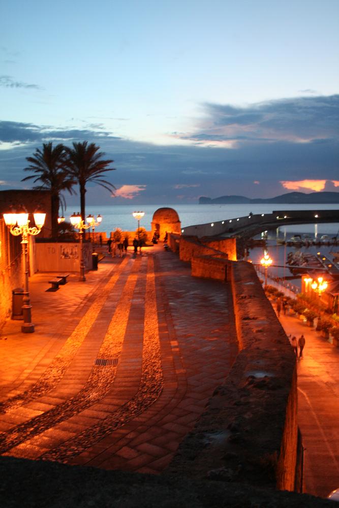 Ciudad de Alghero  Gua turismo e informacin  Cerdea