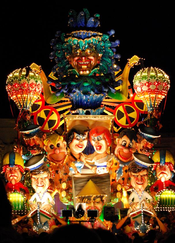 Carnavales de Italia  Gua Blog Italia