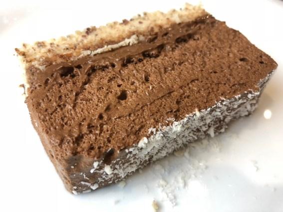 gateau à la mousse au chocolat