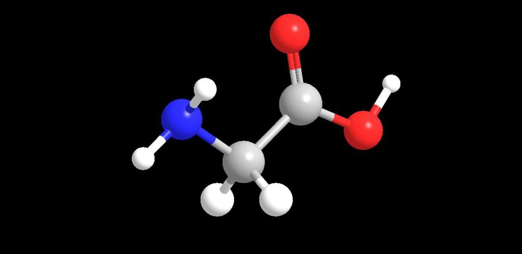 acide aminé glycine