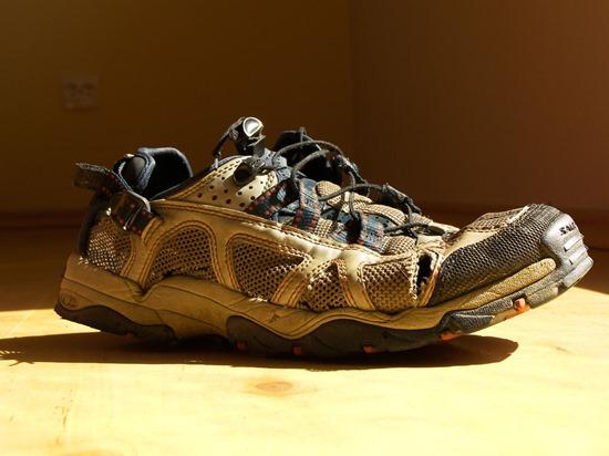 quand faut-il changer de chaussures de running