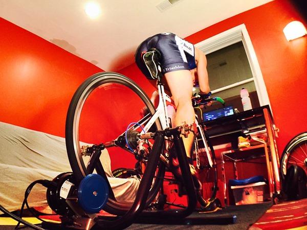 5 séances pour travailler la force sur home trainer