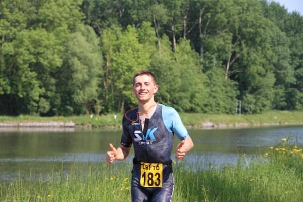 Triathlon de Seneffe 2018