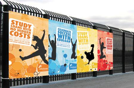 banderoles publicitaires