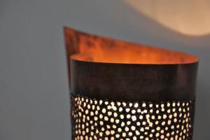 Kupfer Leuchte (19)
