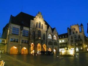 Beleuchtung Marktplatz Hildesheim (4)