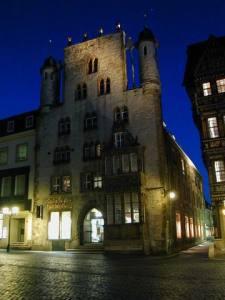 Beleuchtung Marktplatz Hildesheim (9)