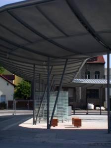 Zentraler Omnibus Bahnhof Haldensleben
