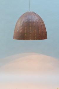 rostige Leuchte 80 cm Durchmesser (8)