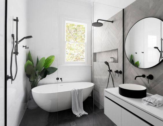 15 salles de bains design pour vous