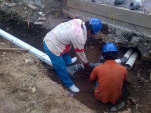 pekerjaan plumbing