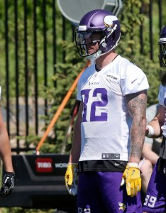 An updated man roster projection for the vikings also startribune rh