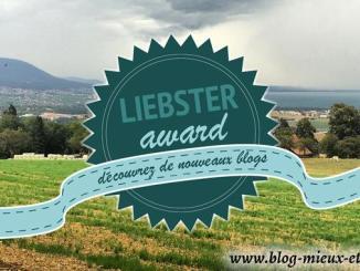 bue Liebster Award