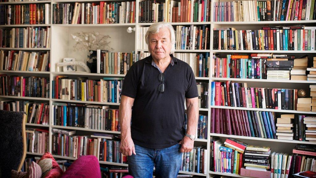 Forfatter Jan Guillou