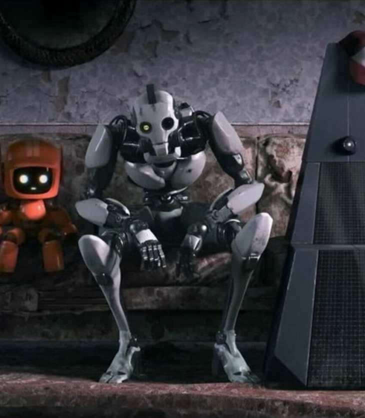 dizi öneri-love death & robots