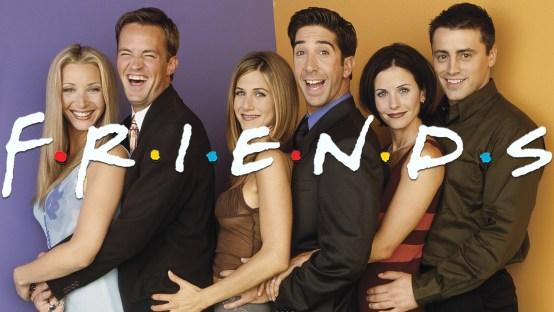 Friends: The Official Cookbook - Friends Dizisinde Yapılan Yemeklerin Tarif Kitabı Geliyor