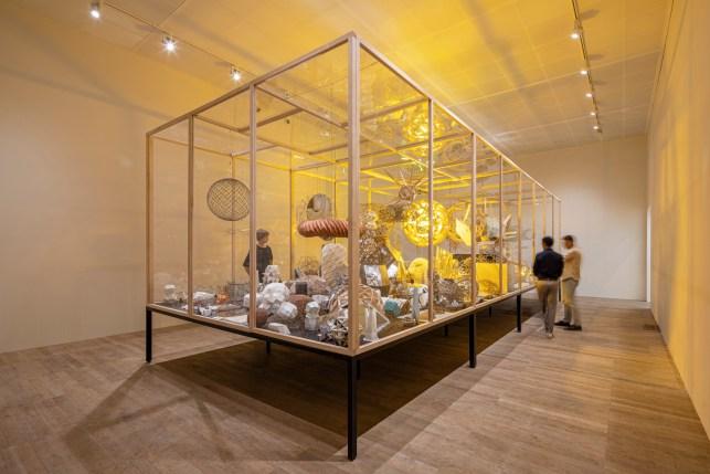 londra'da hangi müzelere gidilir tate modern
