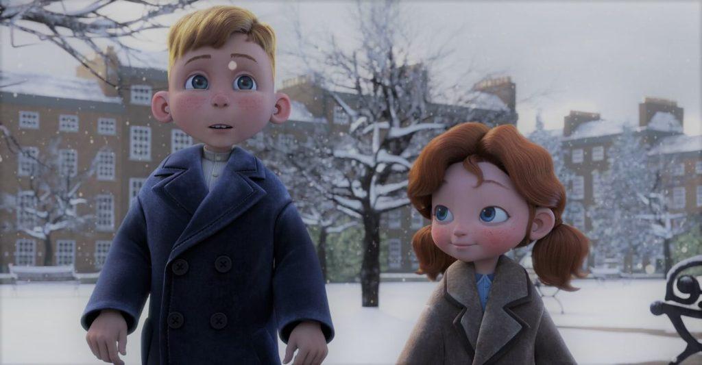 Angela'nın Noel Dileği Film Konusu Yorumu ve İncelemesi - Angela's Christmas Wish